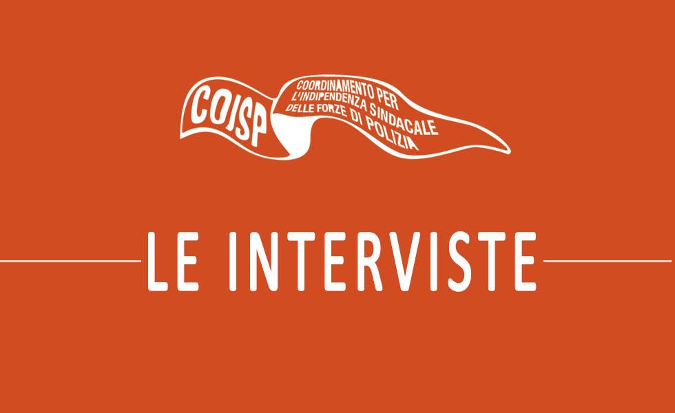 Sindacato COISP - Archivio interviste