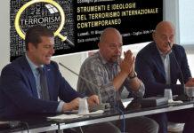 Convegno sul Terrorismo Internazionale - Tavolo dei lavori