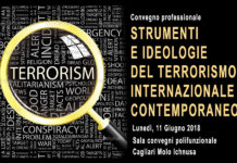 """Convegno dal titolo """"Strumenti e ideologie del terrorismo internazionale contemporaneo"""""""