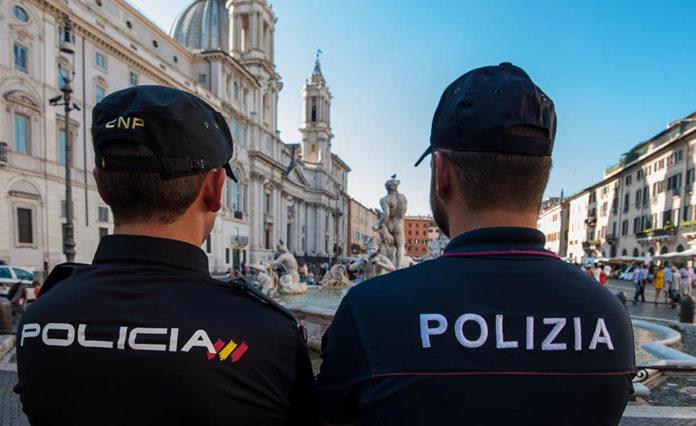 Cooperazione Italia Spagna - Comisarías Conjuntas