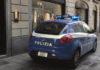 Una volante in servizio a Salerno