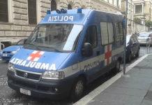 Ambulanza della Polizia