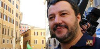 Sen. Matteo Salvini - Ministro dell'Interno