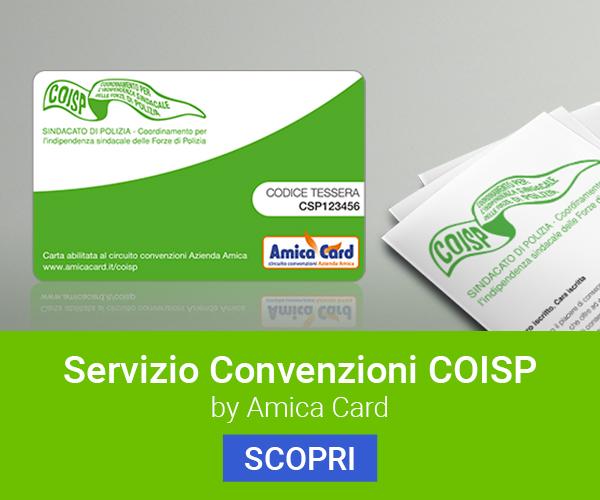 COISP Convenzioni
