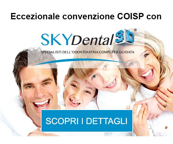 Convenzione COISP Skidental 3D