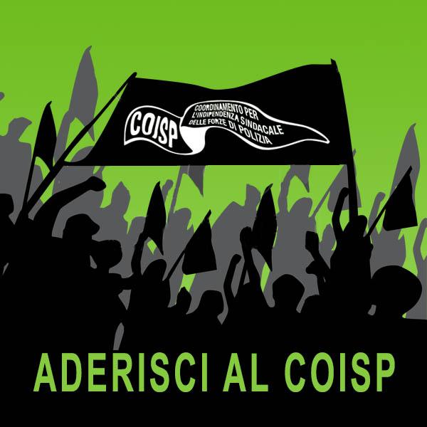 Aderisci al COISP