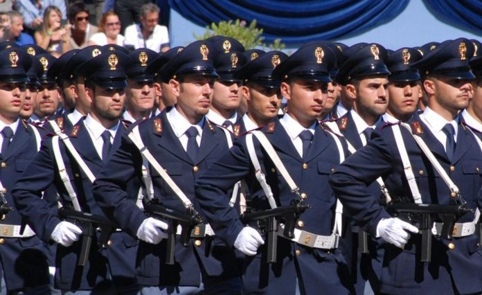 Agenti di Polizia