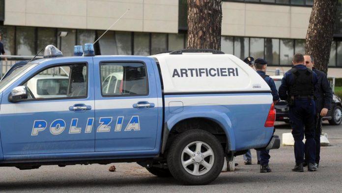 Artificieri Polizia di Stato