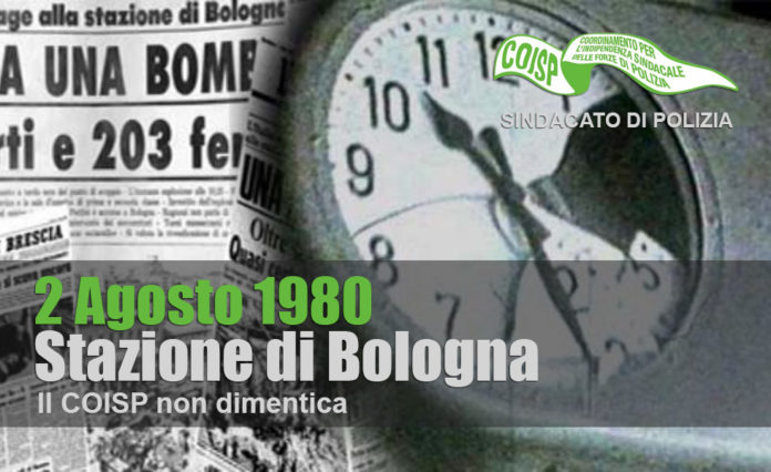 Stazione di Bologna - 2 Agosto 1980