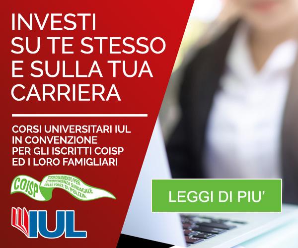 Convenzione IUL